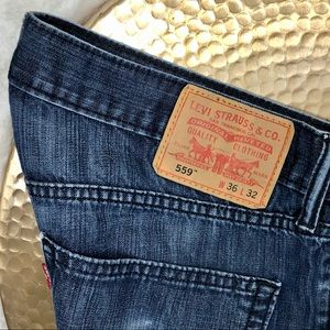 Levi's | 559 Relaxed Straight Jeans
